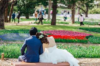 感謝の結婚式♪/横浜 元町 ウエディングサロン