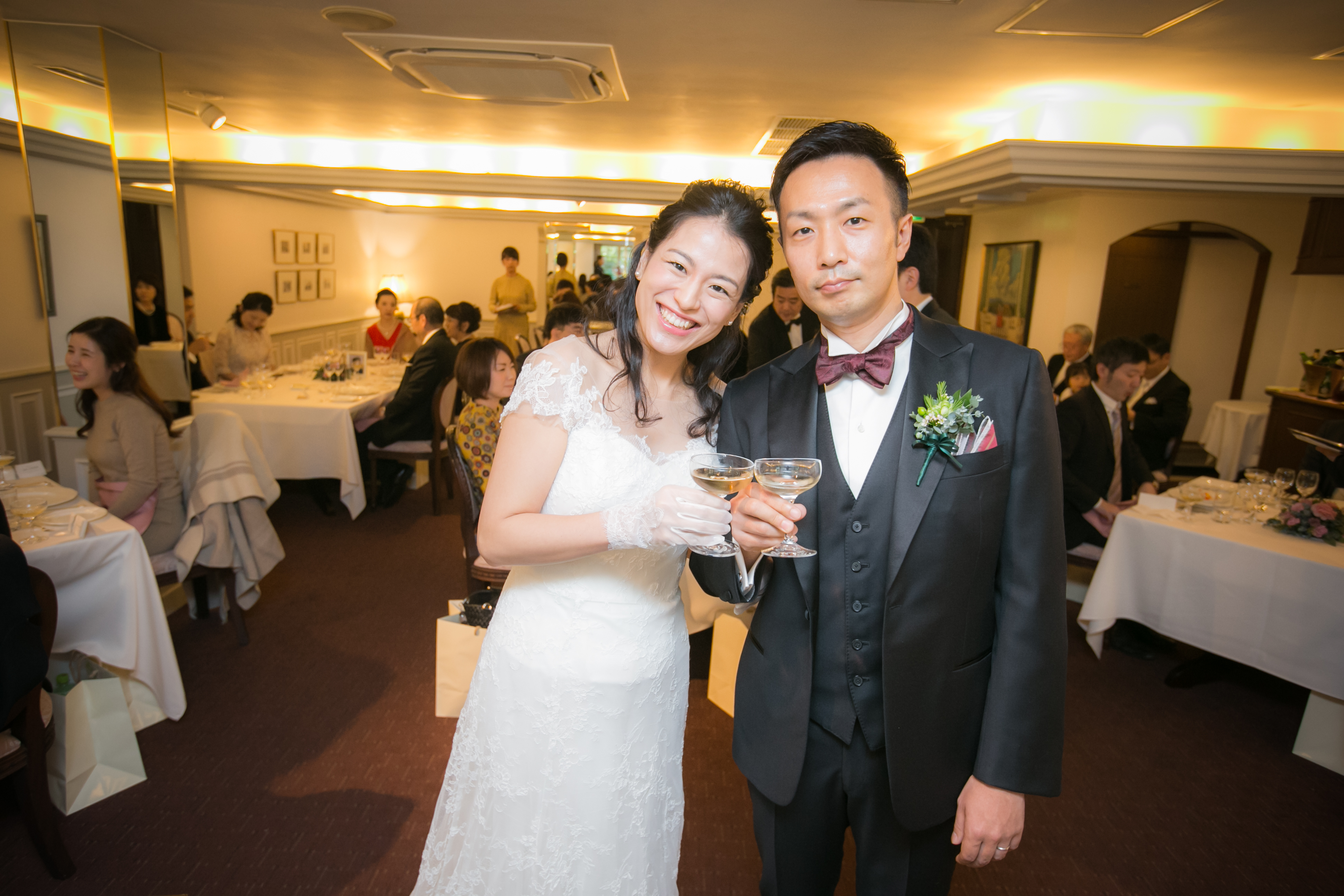 ご親族とご友人だけの結婚式|横浜 元町 ウエディングサロン